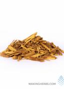 Yellow_Banisteriopsis_Caapi_Ayahuasca_Shredded_pile