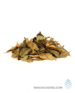 Ishpingo leaf pile