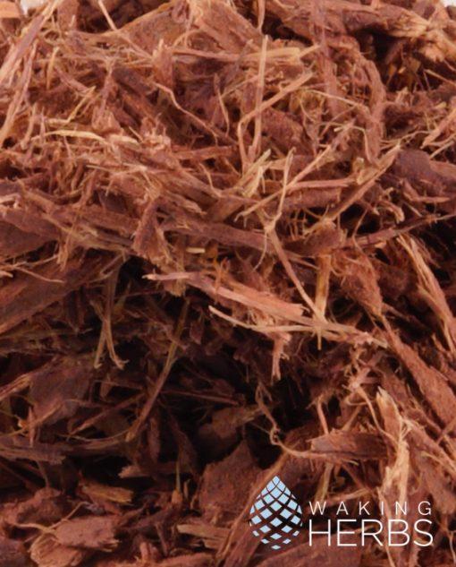 Mimosa hostilis Shredded Jurema Preta root bark Mimosa tenuiflora Brazil