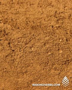 Rapé dos Indios(Indian Snuff) powder Close up