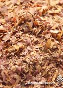Pink Lotus Dried Close Up