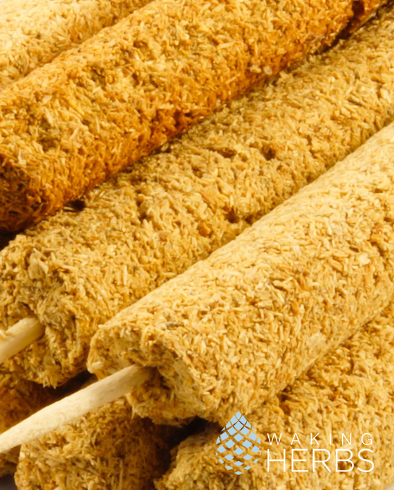 Palo Santo Incense Sticks   10 Pieces of Handmade Bursera graveolens Incense Sticks in Cardboard Box   Holy Wood