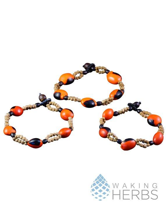 Huayruro protection amulet bracelet