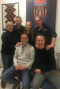 Waking Herbs Team Haarlem