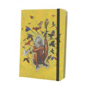 Jeisson Castillo Dueño de las Aves Notebook