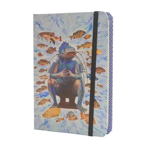 Jeisson Castillo Dueño de los Peces Notebook