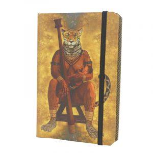 Jeisson Castillo Madre Jaguar Notebook